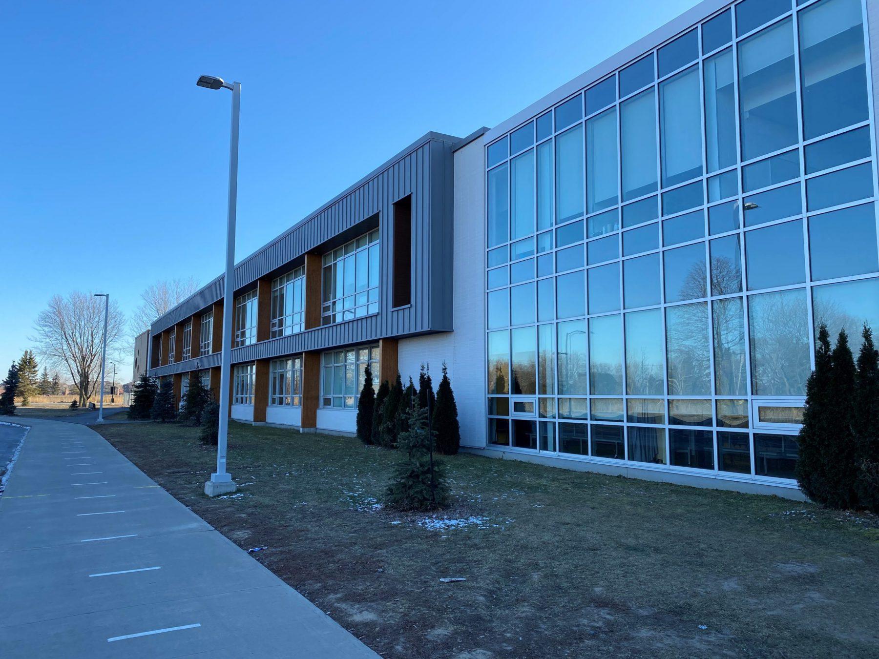 Centre de service scolaire Marie-Victorin- Photo École Marcelle-Gauvreau Longueuil